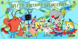 A SpongeBob Birthday