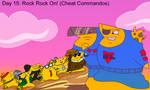 Junestar Runner Day 15: Cheat Commandos by AfroOtaku917