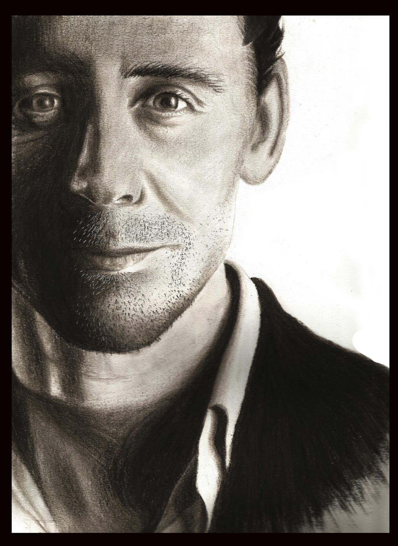 Tom Hiddleston by thesilencelistener