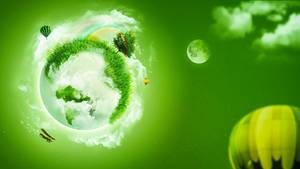 Green World by shahanb