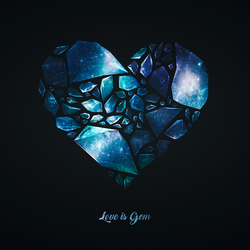 Love is Gem by shahanb