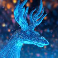 Wonder Stag by shahanb