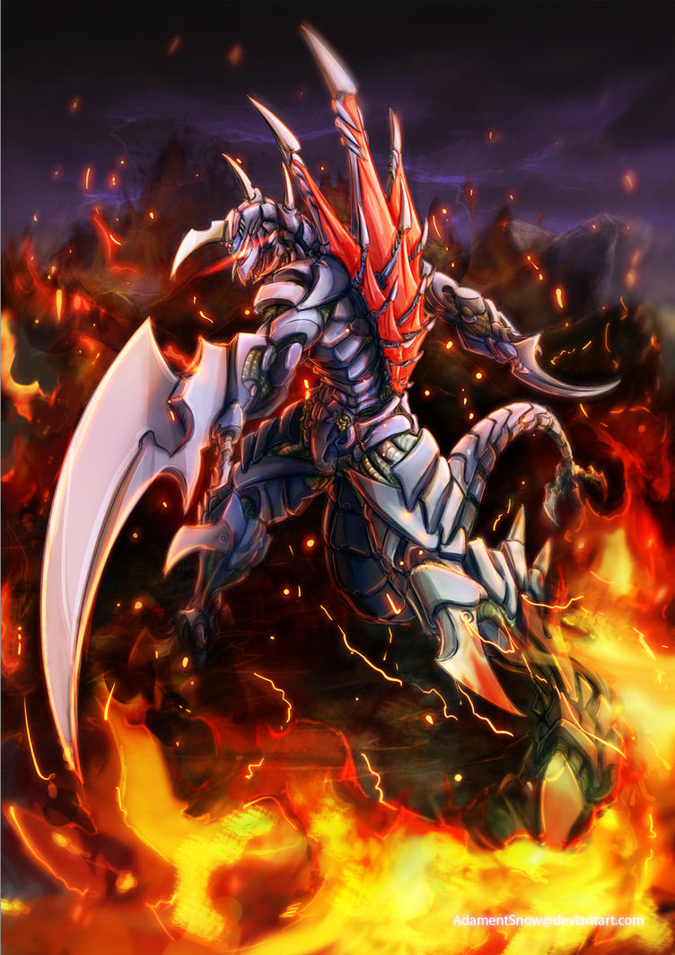 Gigan Fanart Abolish Version 522368466