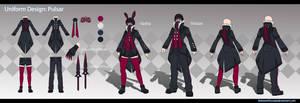 Uniform Design Reference: Pulsar
