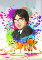 Dedication to Satoru Iwata by AdamentSnow