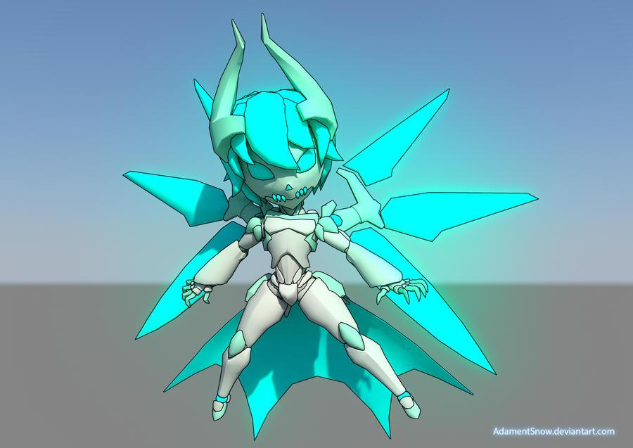 Jiz 3D by AdamentSnow
