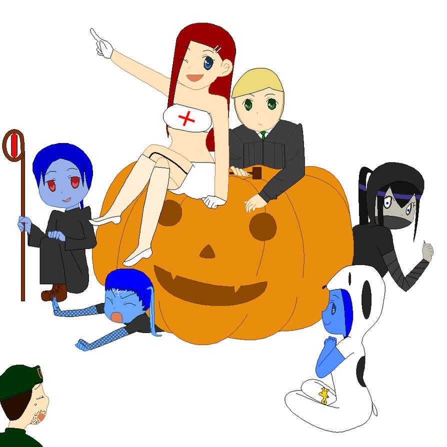 Xenos Halloween.Happy Halloween By Lexenos On Deviantart