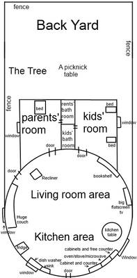 Demon Home floorplans
