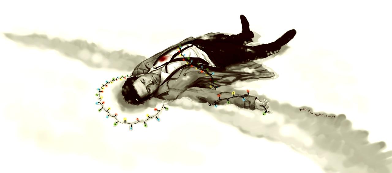 Snow Angel by GuiltyFox