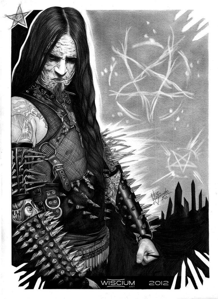 Shagrath Ov Hell by eir-wiscium
