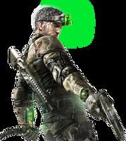 Tom Clancy's Splinter Cell Blacklist Render B by Ashish-Kumar
