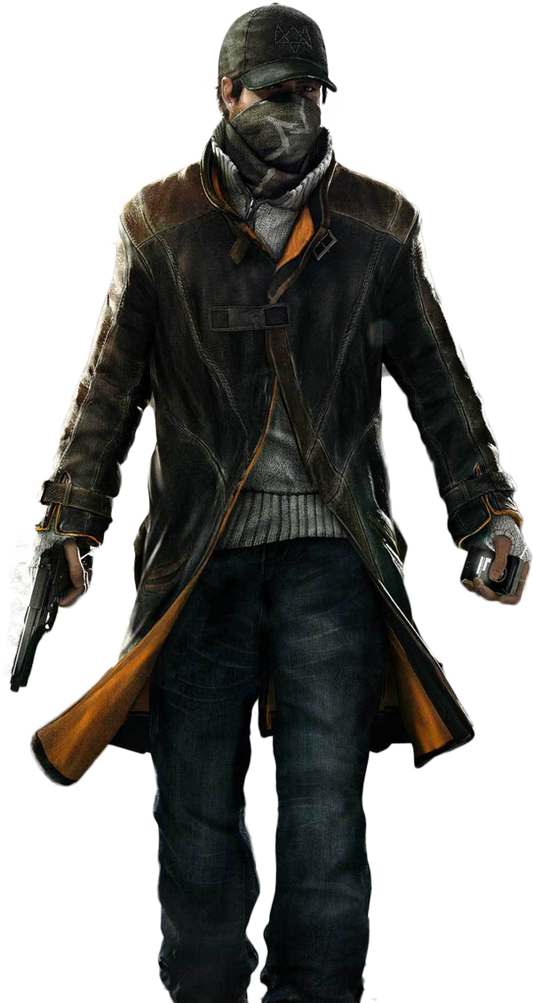 Watch Dogs Costume Unlocks
