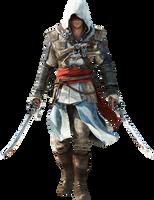 Assassin's Creed - Black Flag Render By Ashish913 by Ashish-Kumar