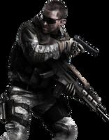 Call Of Duty - Ghosts Render By Ashish913 by Ashish-Kumar