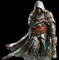 Assassins Creed IV - Edward Render By Ashish913 by Ashish-Kumar