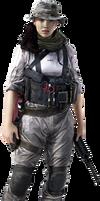 Battlefield 4 - Hanna Render By Ashish913