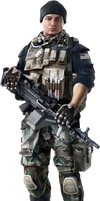 Battlefield 4 - Pac Render By Ashish913 by Ashish-Kumar