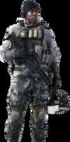 Battlefield 4 - Irish Render By Ashish913 by Ashish-Kumar