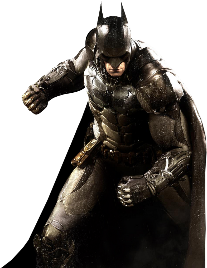 Batman Arkham Knight - Render by Ashish-Kumar on DeviantArt