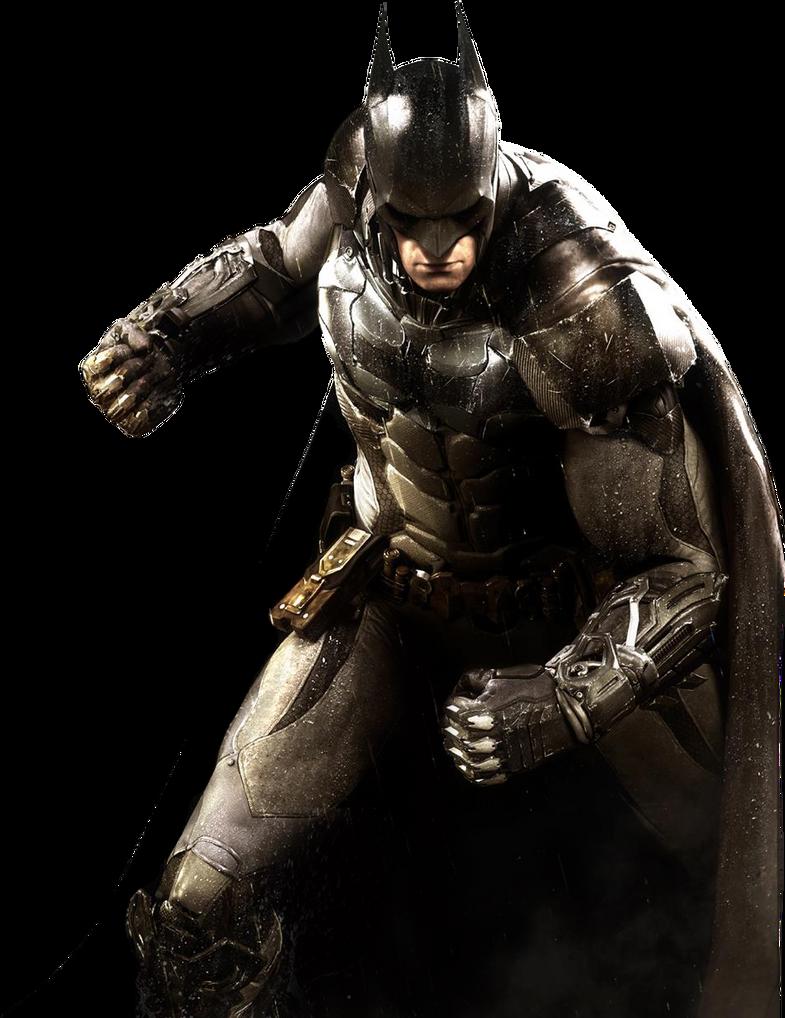 Batman Arkham Knight - Render by Ashish-Kumar