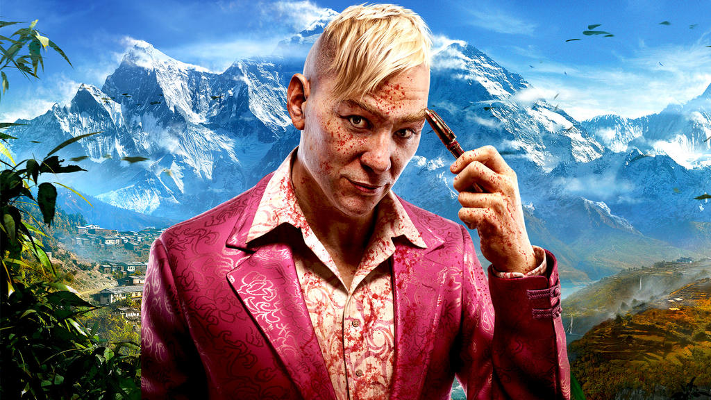 Farcry 4 Pagan Min Wallpaper 2 By Ashish By Ashish Kumar On Deviantart