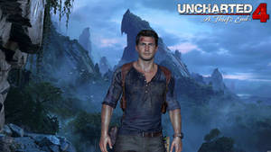 Uncharted - 4 Wallpaper By Ashish