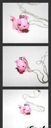 Little Piggy by GumshoeBear