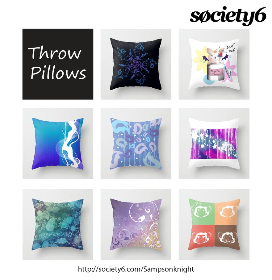 Throw Pillows Ralph Lauren : Throw Pillows by sampsonknight on DeviantArt