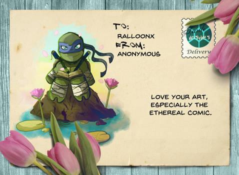 ralloonx-Postcard