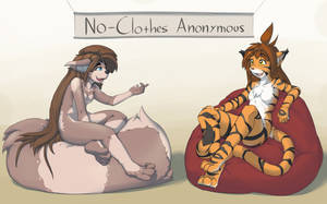 Twokinds: No-Clothes Anonymous