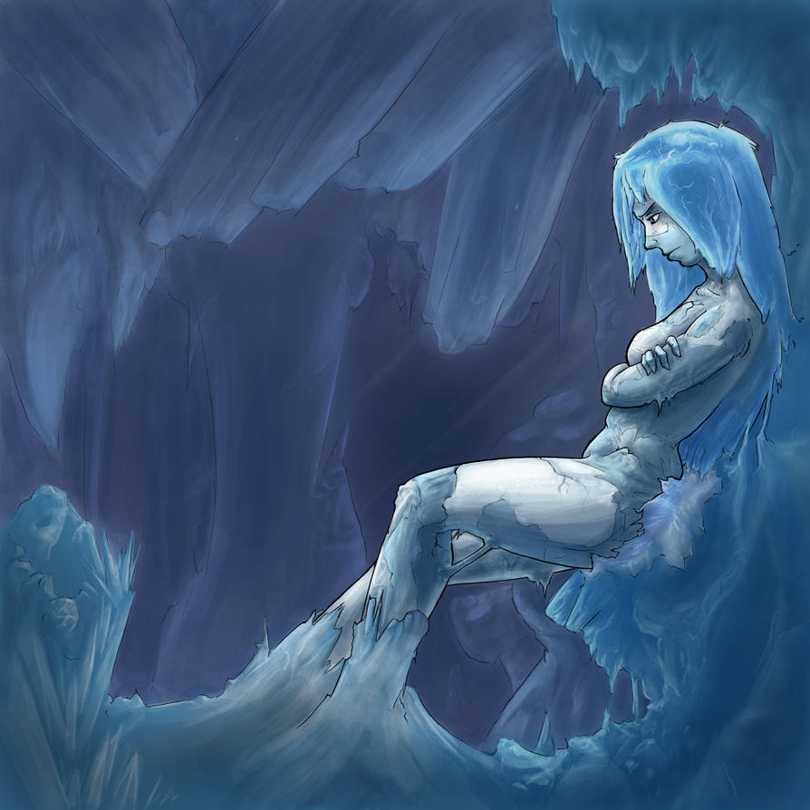 ice elemental dragons - photo #4