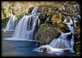 Waterfalls by Lidija-Lolic