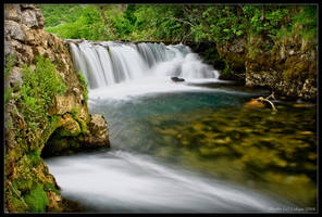 Waterfalls III by Lidija-Lolic