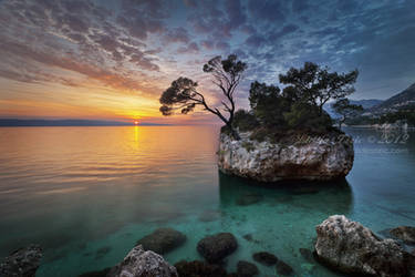 Moods of sunset by Lidija-Lolic