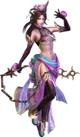 DIAO CHAN IN DYNASTY WARRIORS6
