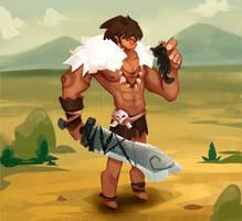 Caveman   Character Design Challenge: February '19
