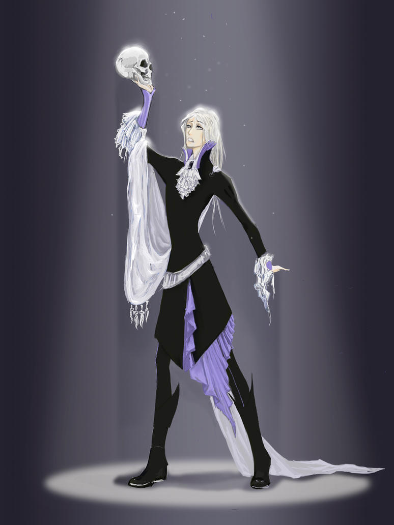 Hamlet by KaliostroA