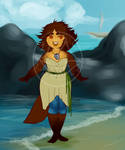 Brooke the Otter Princess -AT-