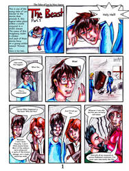 Tales of Lev Page 1 Part 1 (The Beast) by pythonorbit