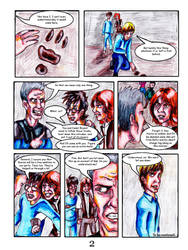 The Tales of Lev Page 2 Part 1 (The Beast) by pythonorbit