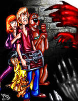 13 Ghosts of Scooby Doo by pythonorbit