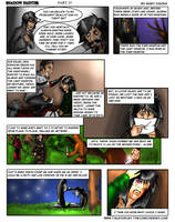 Shadow Painter: Part 27 by pythonorbit