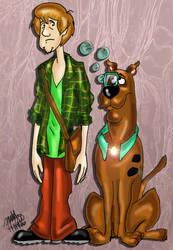 Scooby and Shaggy Apocalypse