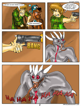 Scooby Doo Apocalypse (Page 2)