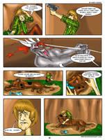 Scooby Doo Apocalypse (Part 4) by pythonorbit