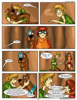 Scooby Doo Apocalypse (Part 5) by pythonorbit