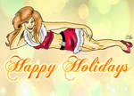 Happy Holidays Tania