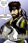 Metal Gear: Egg Beater