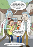 Rick And Morty Universes