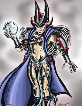 The Garnet Reaper